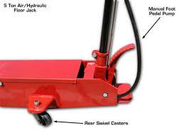 Hydraulic Floor Jack Troubleshooting by 5 Ton Air Hydraulic Floor Jack Gses