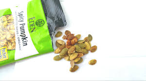 Eden Foods Spicy Pumpkin Seeds by Snack On Healthy Foods With Joy Pantry Prischew Com Prischew
