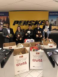 100 Penske Truck Rental Columbus Ohio Joel Repoley Operations Coordinator Leasing