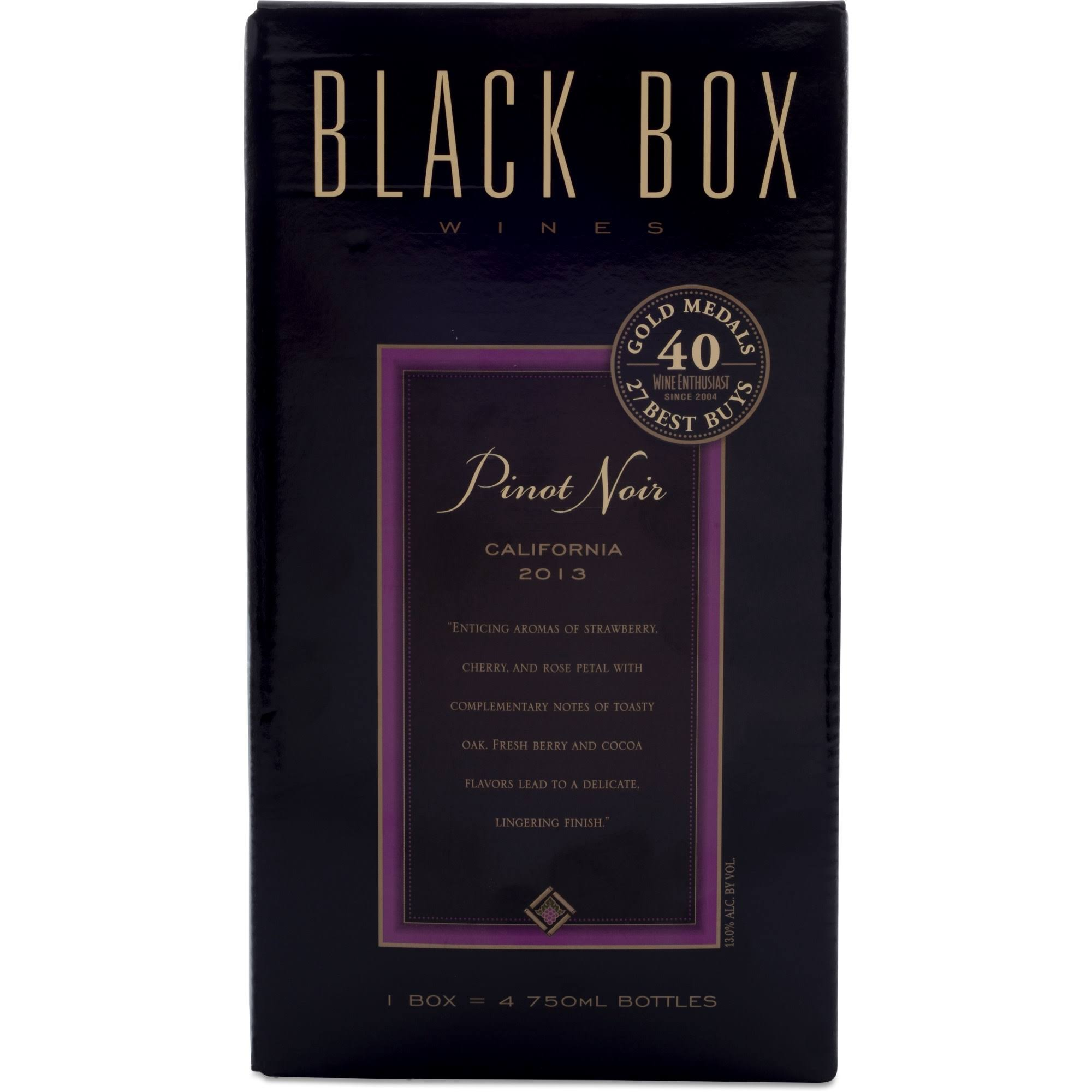 Black Box Pinot Noir - 3 L box