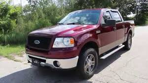 100 2006 Ford Truck F150 XLT Crew Cab YouTube
