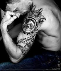 Shoulder Tattoo Designs 98