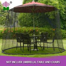 Mosquito Netting For Patio Umbrella Black by Hampton Bay Patio Super Quality Mosquito Netting Fabric For