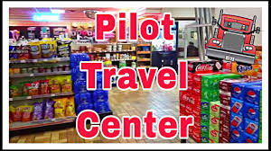 Pilot Travel Center | Tulia, TX | Truck Stops In America - YouTube