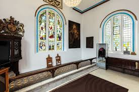 100 Chapel Conversions For Sale Property Insider Converted Wrexham Church With Beautiful Stained