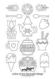 Resultado De Imagem Para Coloring And The Food By Park Jung Ah Red