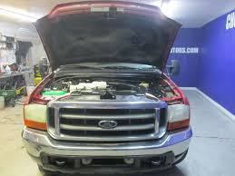 100 Ford 4x4 Truck 2001 Used Super Duty F250 Crew Cab Short Bed V10 Motor