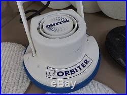 Oreck Floor Buffer Ebay by Oreck Orbiter Multi Purpose Floor Buffer Polisher Carpet Scrubber