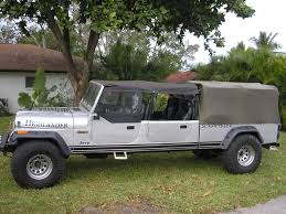 100 4 Door Jeep Truck 198 Scrambler Bonita Springs FL Status Unknown EWillys