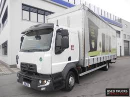 100 240 Truck Rigid Renault S D Euro 6 Used S By Renault S