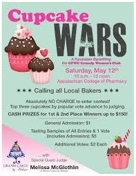 Cupcake Wars Fundraiser Announced