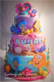 Bubble Guppies Cake Decorations by Saving With Sarah Bad Cake Pictures Not Bad Cakes