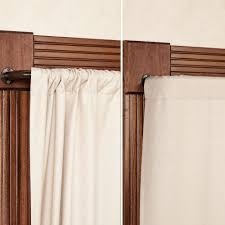 Umbra Curtain Rod Bed Bath And Beyond by Exclusive Ideas Curtain Rods Wrap Around Privacy Wraparound