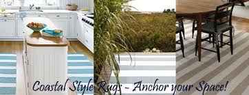 Nautical Rugs Coastal Indoor & Outdoor Rugs in Wool PVC Poly Fibers