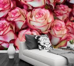 papel de parede großansicht blumentapete hotel wohnzimmer tv sofa wand schlafzimmer küche 3d stereoskopische tapete wandmalereien