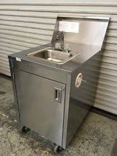 Mobile Self Contained Portable Electric Sink by Portable Sink Water Ebay