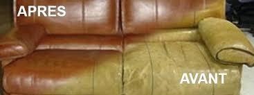 reparation canape simili cuir lyon renovation d comment
