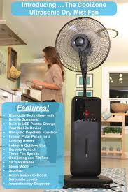 Cheap Patio Misting Fans by Coolzone Dry Misting Fans