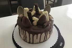 kinderschokolade torte perniyan chefkoch