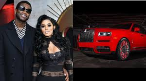 100 Rolls Royce Truck Gucci Mane Buys His Wife A 2019 Cullinan For Her