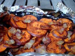 Cinnamon Bacon Backyard Sweet Potatoes | Recipe | Paleo, Cinnamon ... Texas Garden The Fervent Gardener How Many Potatoes Per Plant Having A Good Harvest Dec 2017 To Grow Your Own Backyard 17 Best Images About Big Green Egg On Pinterest Pork Grilled Red Party Tuned Up Want Organic In Just 35 Vegan Mashed Potatoes Triple Mash Mashed Pumpkin Cinnamon Bacon Sweet Gardening Seminole Pumpkins And Sweet From My Backyard Potato Salad Recipe Taste Of Home