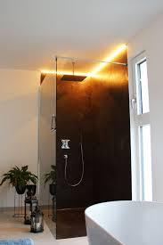 beleuchtung für die duschkabine led stripes led streifen led