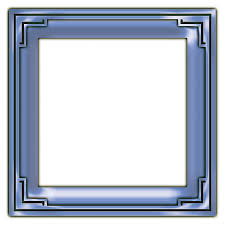 Square Frame Transparent Background