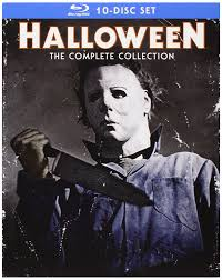 Halloween 6 Producers Cut Streaming by Amazon Com Halloween Complete Coll Bd V2 Blu Ray Jamie Lee