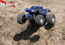 Traxxas Bigfoot Monster Truck Review « Big Squid RC – RC Car And ... My Traxxas Rustler Xl5 Front Snow Skis Rear Chains And Led Rc Cars Trucks Car Action 2017 Ford F150 Raptor Review Big Squid How To Convert A 2wd Slash Into Dirt Oval Race Truck Skully Monster Color Blue Excell Hobby Bigfoot 110 Rtr Electric Short Course Silverred Nassau Center Trains Models Gundam Boats Amain Hobbies 4x4 Ultimate Scale 4wd With Adventures 30ft Gap 4x4 Edition