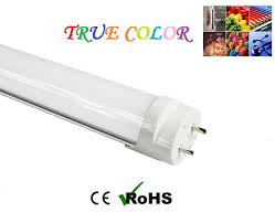 dimmable true color g13 led light bulb t8 4ft 48 18w cool