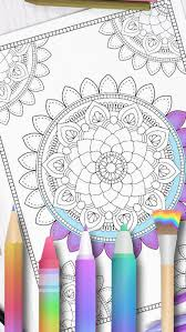 Mandala Coloring BookFun Pages For Adults
