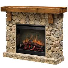 Fieldstone 2kW Electraflame Electric Fireplace With Mantel