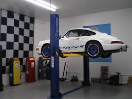 2 Post Car Lifts For Home Garage – Avie Home