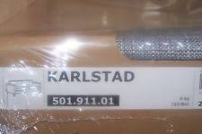 Karlstad Sofa Cover Isunda Gray by Ikea Fabric Furniture Slipcovers Ebay