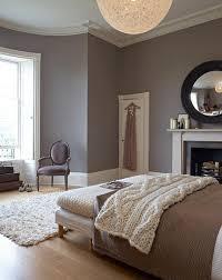schöne warme farben für ein schlafzimmer foto
