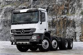 100 Mercedes Benz Truck Models New Fast Car Leading Brazilian Construction Firm Adds 115