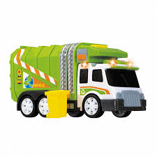 Dickie Toys Large Action Garbage Truck Vehicle | Shop Your Way ...