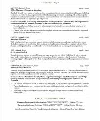 Sample Resume For Executive Assistant To Ceo Fresh 24 Incredible
