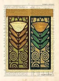 arts crafts tile reproduction beaux arts tile