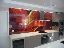 In Glass Design Can Produce Printed For Splashbacks Gold Coast Brisbane And Queensland Wide Great Kitchen Frameless