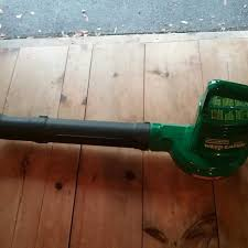 Weed Eater Model 2510 Electric Leaf Blower