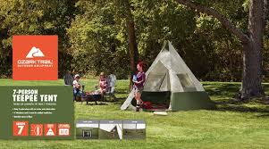 Ozark Trail 7-Person Teepee Tent Without Center Pole Obstruction ... Napier Truck Tent Compact Short Box 57044 Tents And Ozark Trail Kids Walmartcom 2person 4season With 2 Vtibules Full Fly 7person Tpee Without Center Pole Obstruction The Best Bed December 2018 Reviews Camping Smittybilt Ovlander Xl Rooftop Overview Youtube Instant 13 X 9 Cabin Sleeps 8 3 Room Tent Part 1 12person Screen Porch Lweight Alinum Frame Bpacking Person Room