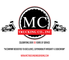 100 Mc Trucking MC TRUCKING GRADING CO INC