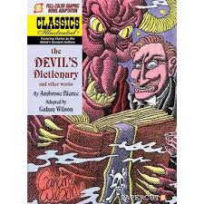 Classics Illustrated 11 The Devils Dictionary And Other Works