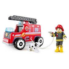 100 Fire Trucks Toys Truck E3024 Hape