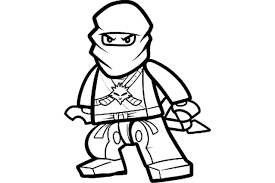 Good Ninja Coloring Page 99 In Pages For Kids Online With