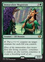 Mtg Commander Decks 2014 by Immaculate Magistrate X4 Magic The Gathering 4x Commander 2014 Mtg