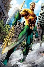 Star Lord Marvel NOW Vs Aquaman New 52