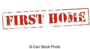 First Home Clipart