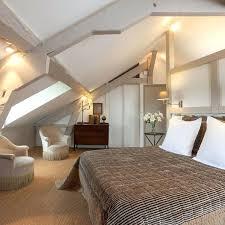 deco chambre chic deco charme agrandir une chambre chic et naturelle sous un toit